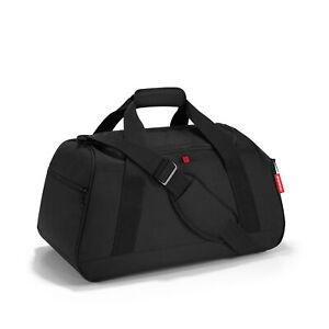 Reisenthel activitybag black Sporttasche Reisetasche Saunatasche schwarz
