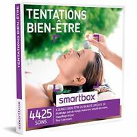 SMARTBOX - Tentations bien-être - Coffret cadeau spa - À choisir parmi 44 ...