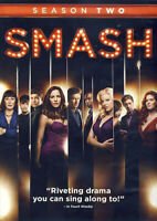 Smash: Season 2 New DVD