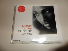 Cd   Monie Love  ‎– Slice Of Da Pie