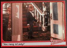 THUNDERBIRDS PREMIUM - Ultra Rare R4 - YOU RANG M'LADY! - Cards Inc.