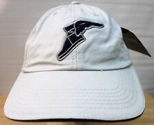 Goodyear Winged Foot Baseball Cap Golf Hat Adjustable Strap In Back New With Tag