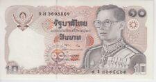 Thailand Banknote P87 10 Baht Sig 57, UNC