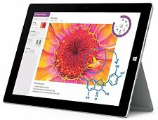 Microsoft Surface 3 128GB Wi-Fi 10.8in Black 7G6-0001 Windows 8.1 Tablet