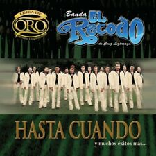 Banda El Recodo de Don Cruz Lizaraga Linea De Oro CD New