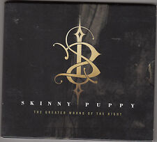 SKINNY PUPPY - the greater wrong of the right CD