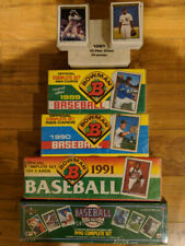 1991 Bowman Baseball Official Complete Set Unopened 704 Cards