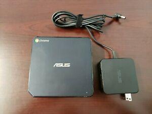 ASUS Chromebox CN60 - Mini PC Desktop - Intel 2955U 4GB RAM 16GB SSD Tested/Good