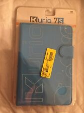 NEW KURIO 7S BX-1 FOLIO CASE with STAND- NEW IN BOX