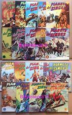 Planete des Singes 1 a 19 + Doc Savage Complet BD Eo Comics 1977/78 Rare Lug V.f