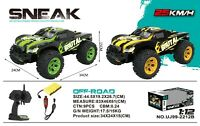 1:12 RC MONSTER BRUTAL Buggy High-Speed FAST Remote-Control Off-Road Car RTR Toy
