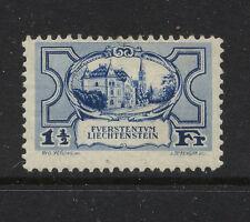 Liechtenstein   80  mint   1 1/2 fr        catalog  $85.00       MS0223