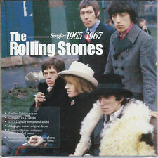 THE ROLLING STONES, SINGLES 1965-1967, LIMITED EDITION BOX SET (NEW)