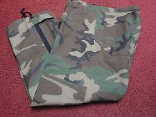 USGI Cold Weather Woodland Camouflage Goretex Pants Small-Regular