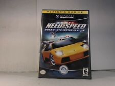 NEED FOR SPEED 2 HOT PURSUIT --- GAMECUBE Complete CIB w/ Box, Manual