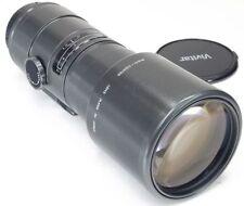 Sigma Manual Focus Camera Lenses 400mm Focal