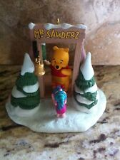 Hallmark Gift Exchange Winnie The Pooh Collection Christmas Ornament