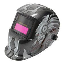 Solar Auto Darkening Welding Helmet TIG MIG Weld Welder Lens Grinding Mask S1P4