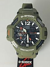 CRAZY SALE: G-Shock GA1100KH-3A GravityMaster Twin Sensor Casio Mens Watch NEW