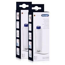 2x DeLonghi DLS C002 Wasserfilter für ESAM, ECAM, BCO EC Kaffeevollautomaten