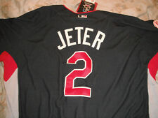 YANKEES 2009 ALL-STAR GAME DEREK JETER JERSEY New With Tags 2XL MAJESTIC NICE!