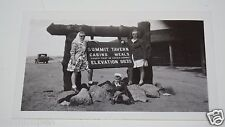 Vintage Black & White SUMMIT Tavern Cabins Lincoln Hwy 1940s Photo Photograph