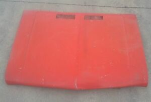 FIAT 125  Bonnet Used in good Cond.  RARE