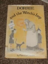 DORRIE AND THE WITCH'S IMP 1975 Patricia Coombs 1st printing children halloween