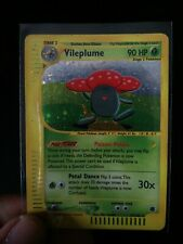 Vileplume 31/165 Holo Expedition Eng (good)
