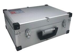 VVG Profi Aluminium Koffer Schaumstoff Alukoffer Universalkoffer Werkzeugkoffer