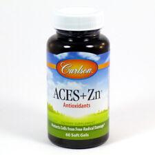 ACES + Zn Vitamins A, C, E plus Selenium & Zinc - 60 Softgels