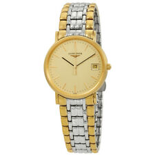 Longines Presence Champagne Dial Mens Watch L4.819.2.32.7