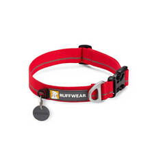 Ruffwear Hoopie Webbing Dog Puppy Collar Soft Durable with Side Release Buckle