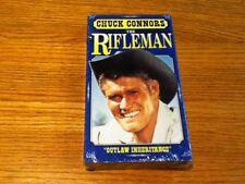 The Rifleman Outlaw Inheritance (Vhs)