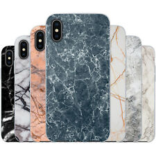 Dessana Marble Pattern TPU Silicone Protective Cover Phone Case Cover For Apple