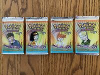 1x Pokemon SEALED UNWEIGHED Gym Heroes Booster Pack! WOTC