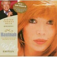 """KATJA EBSTEIN """"HAUTNAH-DIE GESCHICHTEN MEINER STARS"""" 2 CD NEUWARE"""