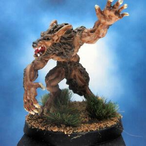 Painted Reaper BONES Miniature Werewolf