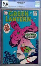 Green Lantern (1960-1988 1st Series DC) #61 CGC 9.6 WHITE Pages