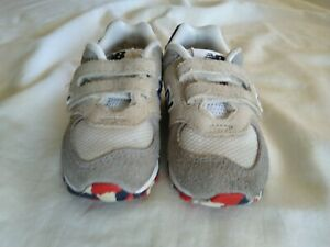 New Balance Toddler Baby Boys Sneakers 574 Grey White Size US 4