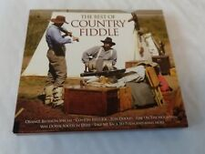 The Best Of Country Fiddle - CD (2006) Bill Monroe Bob Wills etc