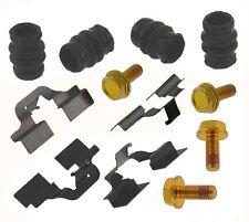 Carlson 13333Q Rear Disc Brake Hardware Kit