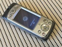 Rare vintage Motorola A920 NETWORK Unlocked 3G Mobile Phone Without test