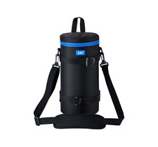 JJC DLP-7II Waterproof Lens Pouch +Strap for Tamron SP 150-600mm,Sigma 150-500mm