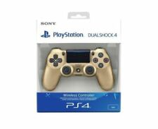Sony 9895251 DualShock PlayStation 4  Wireless Controller - Gold