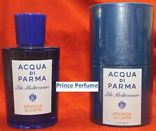 ACQUA DI PARMA BLU MEDITERRANEO ARANCIA DI CAPRI EDT NATURAL SPRAY - 75 ml