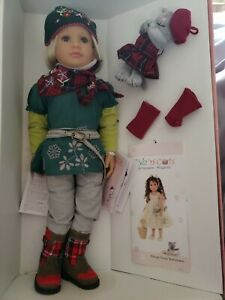 "SOPHIE Kidz 'n' Cats 18"" Doll Sonja Hartmann NRFB GERMANY MINT"