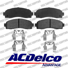 Front 4 Disc Brake Pad Ceramic Set Fits Ford Explorer Sport Track Ranger