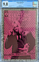 Electric Black #4 Neon Pink Metalic Variant Cover CGC 9.8 Scout Comics 2020