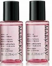 Set of 2 Travel Size Mary Kay Oil-Free Eye Makeup Remover NEW- Free shipping